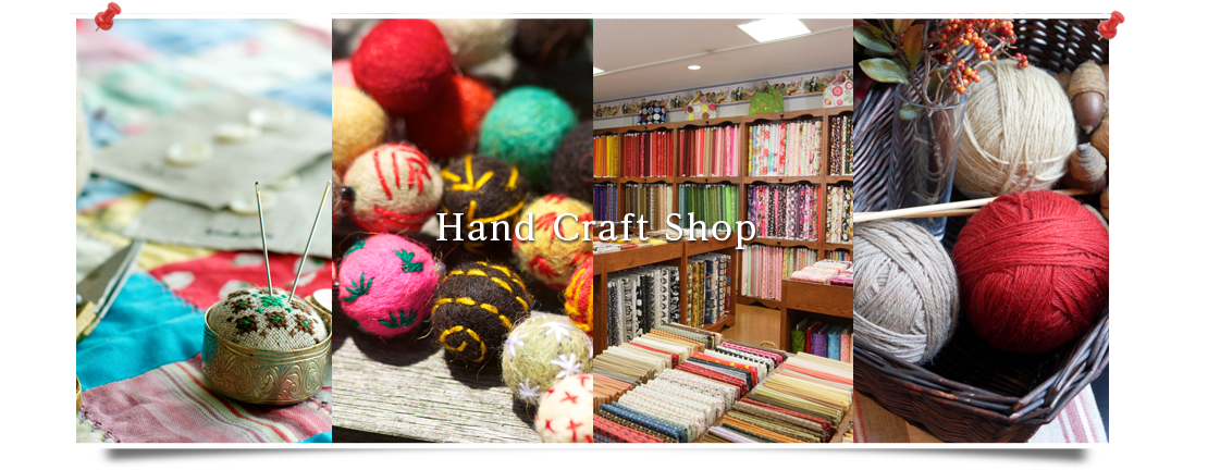 Hand craft shop